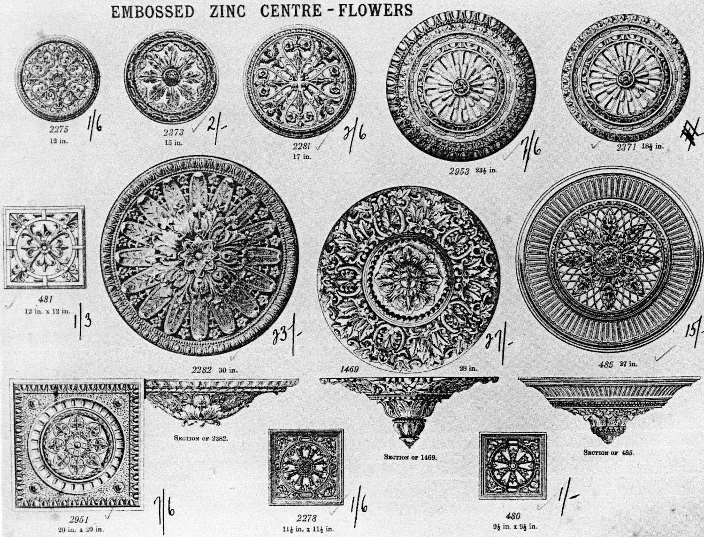 Tauranga Historical Society: The Lounge Ceiling at Brain ...