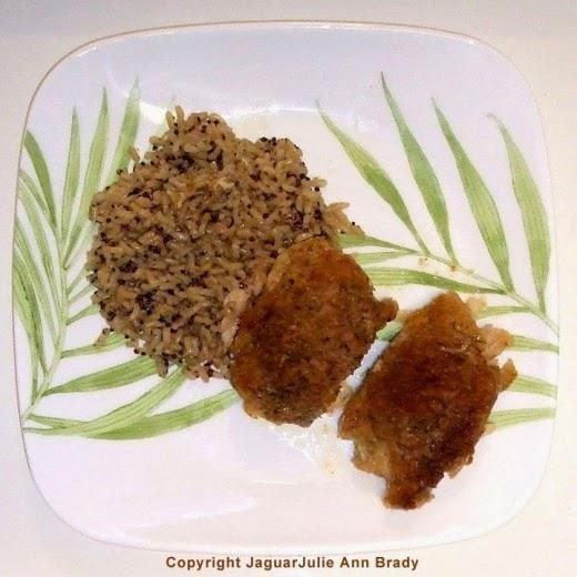 Breaded Baked Boneless Skinless Chicken Thighs Recipe