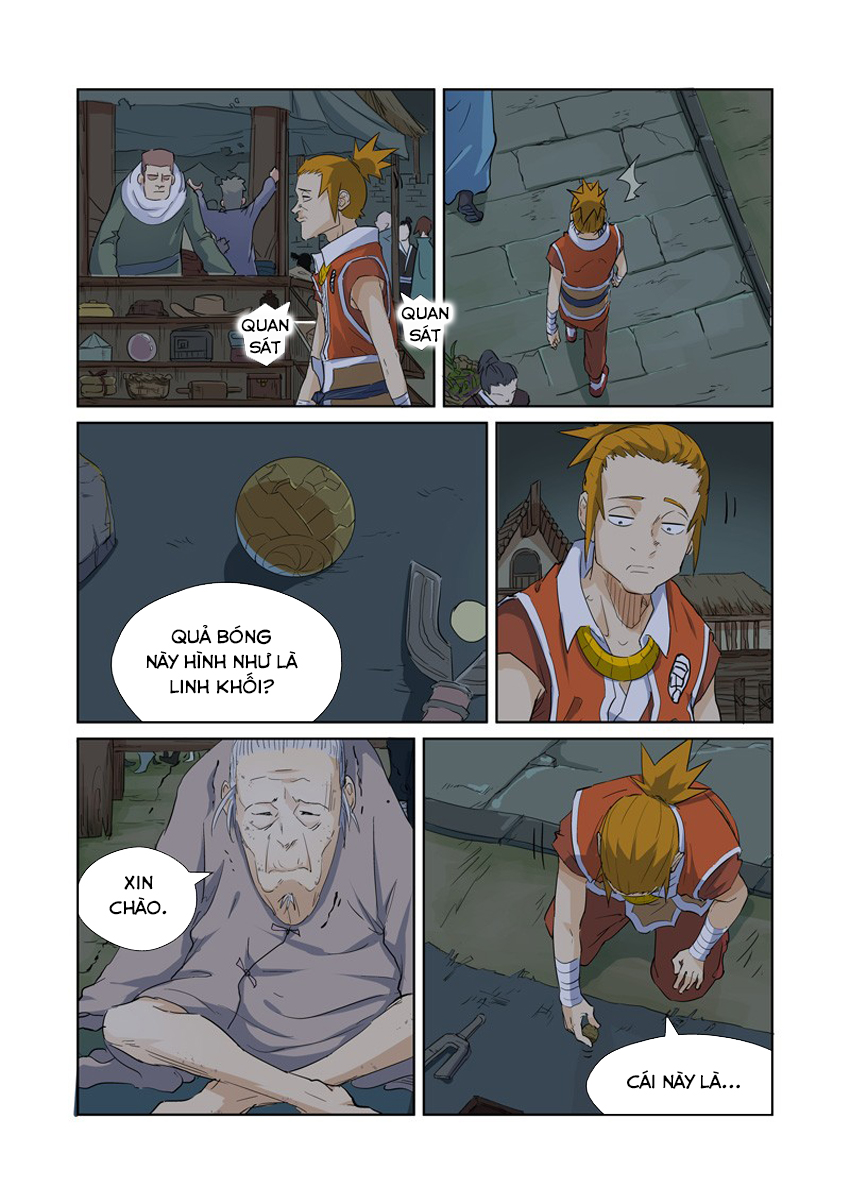 Tales of Demons and Gods chap 164.5 Trang 6 - p0sixspwn.com