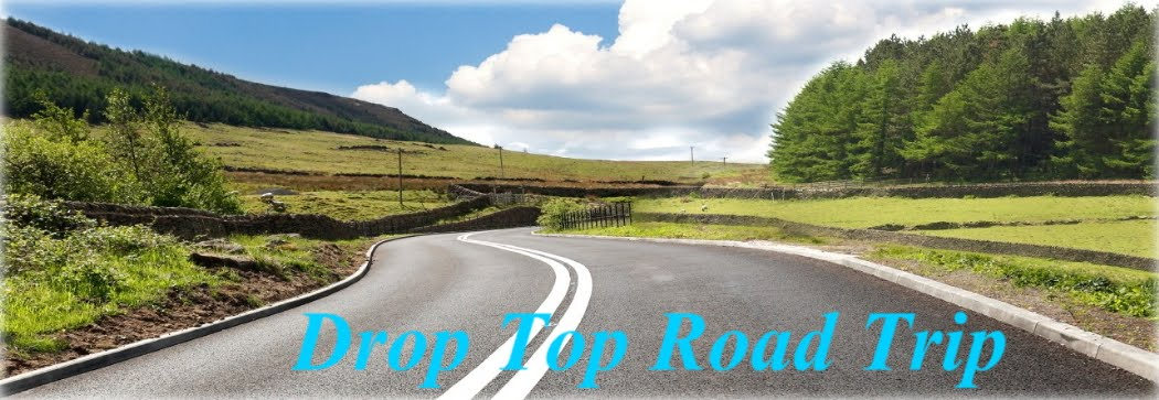 Drop Top Road Trip