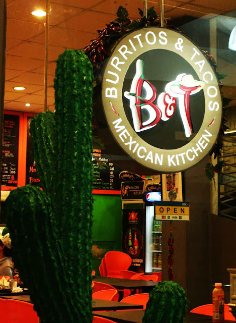 B & T Mexican Kitchen