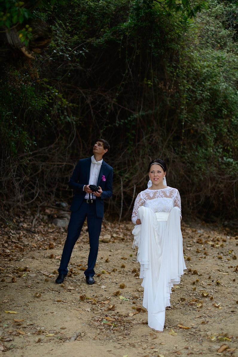 vestuvės Kretoje