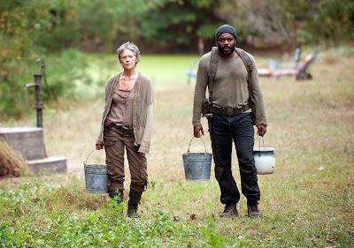 The Walking Dead 4x14: Il bosco