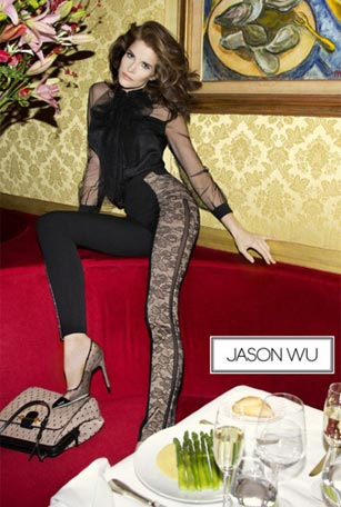 Jason Wu spring summer 2013 ad campaign