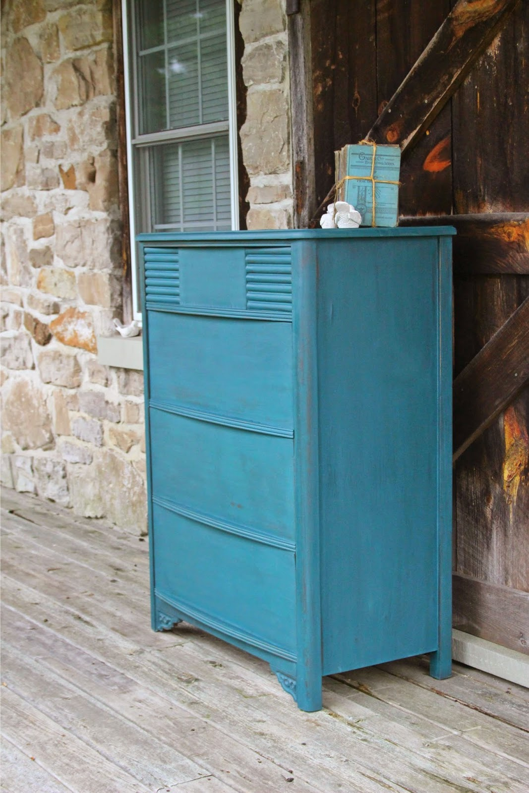 #367386 Laurel's Attic : Teal Solid Wood Vintage Dresser SOLD with 1067x1600 px of Recommended Antique Teal Dresser 16001067 save image @ avoidforclosure.info