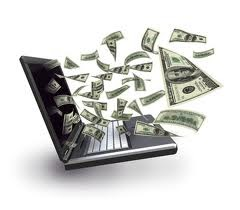 money laptop