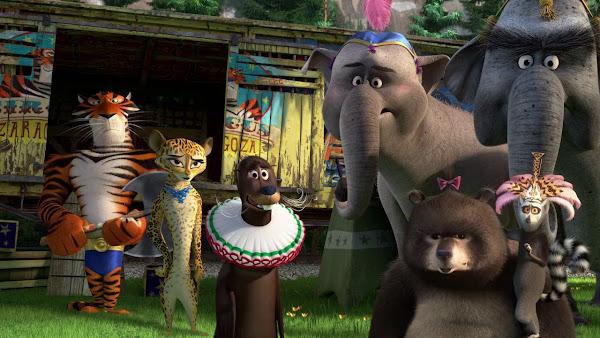 Watch Online Hollywood Movie Madagascar 3 (2012) In Hindi English On Putlocker