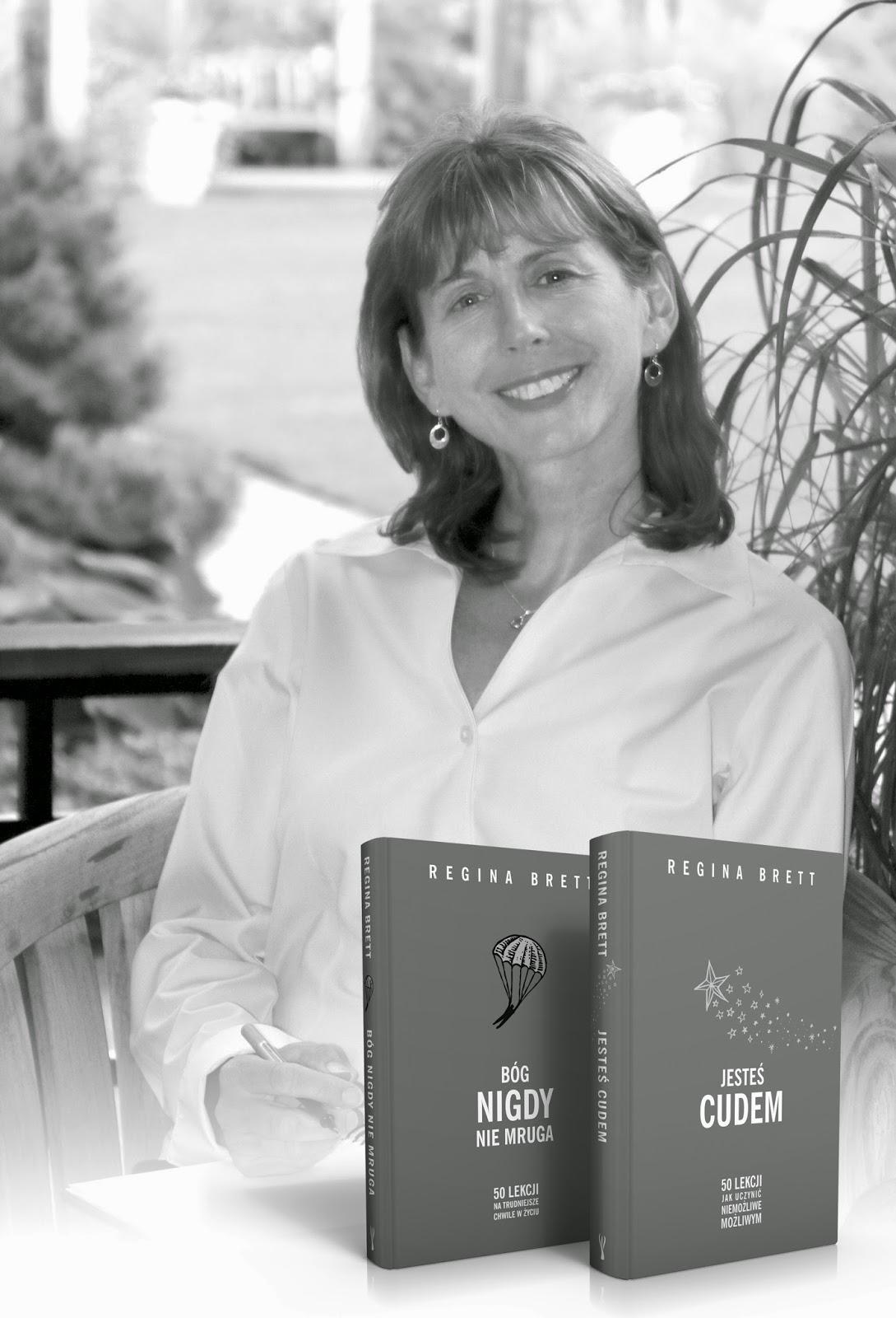 Wielkimi krokami zbliża się premiera nowej książki Reginy Brett!