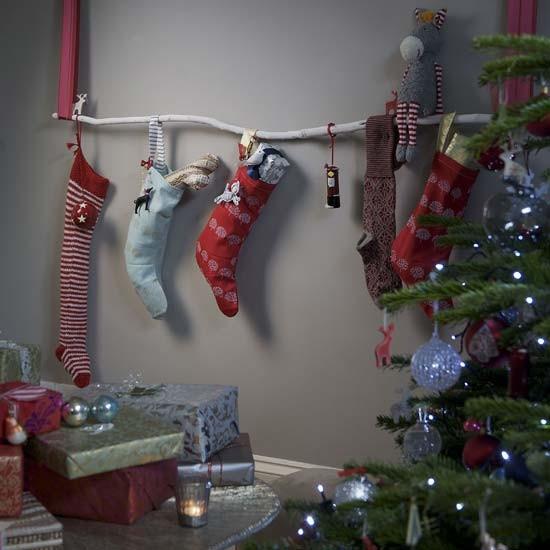 Small High Impact Decor Ideas: New Home Interior Design: High-impact, Low-effort Christmas Decorating Ideas