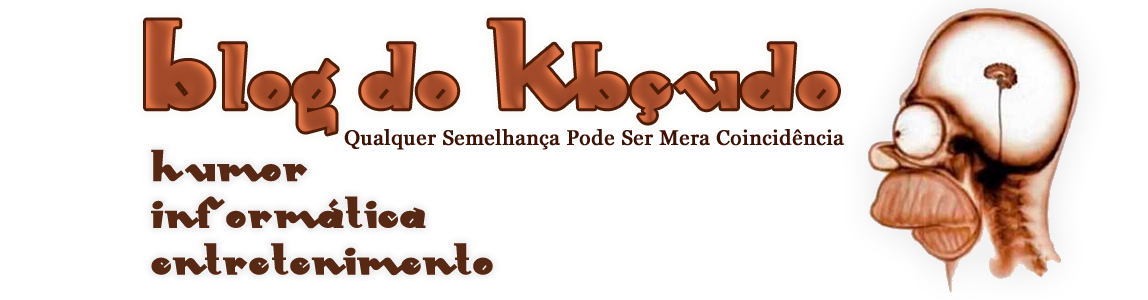 Blog do KBÇUDO