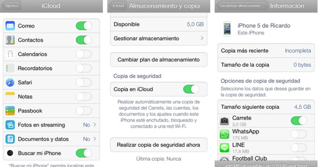 Consejos para actualizar a iOS 7 y lograr un rendimiento óptimo