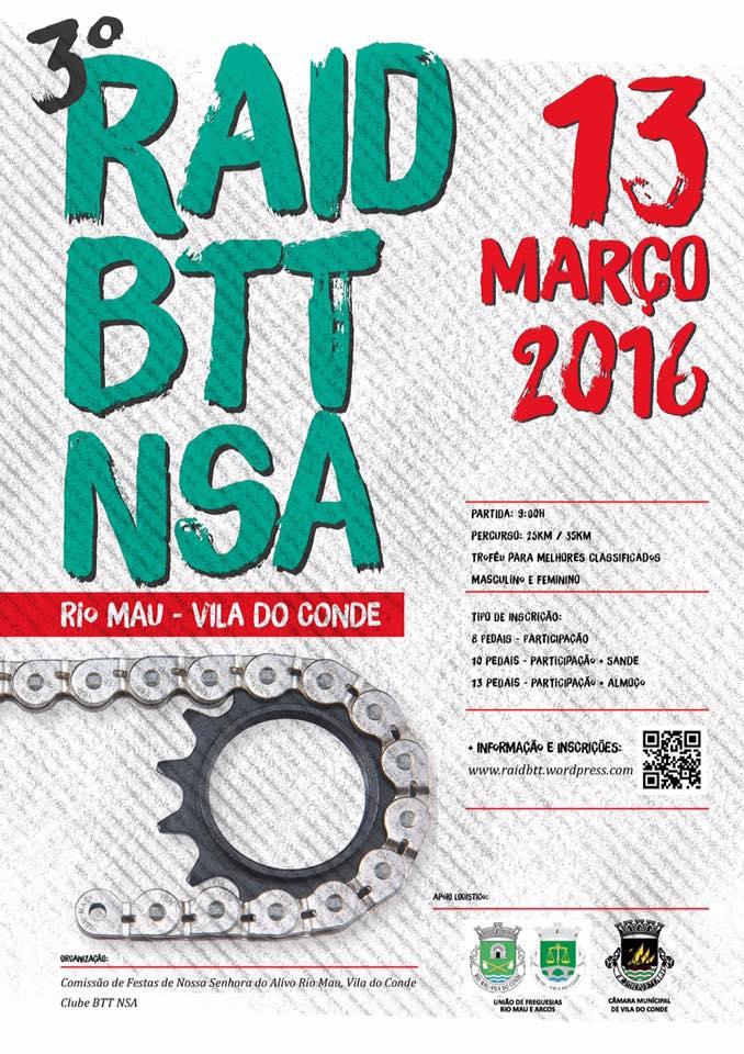 13MAR * RIO MAU