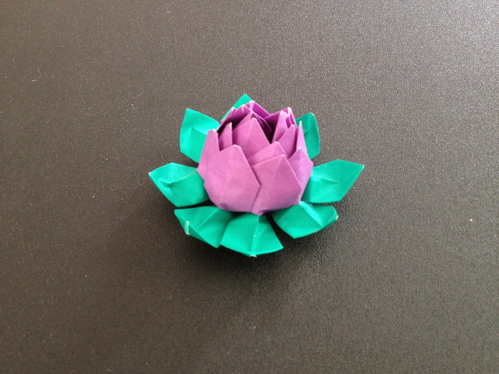 すべての折り紙 マジックボール 折り紙 : nurbyz's origami world