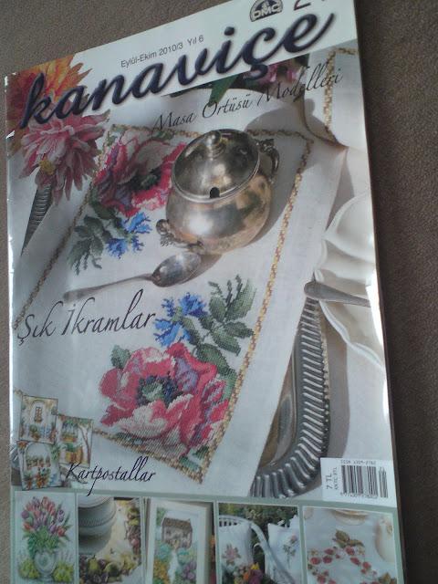 Kanaviçe Dergisi