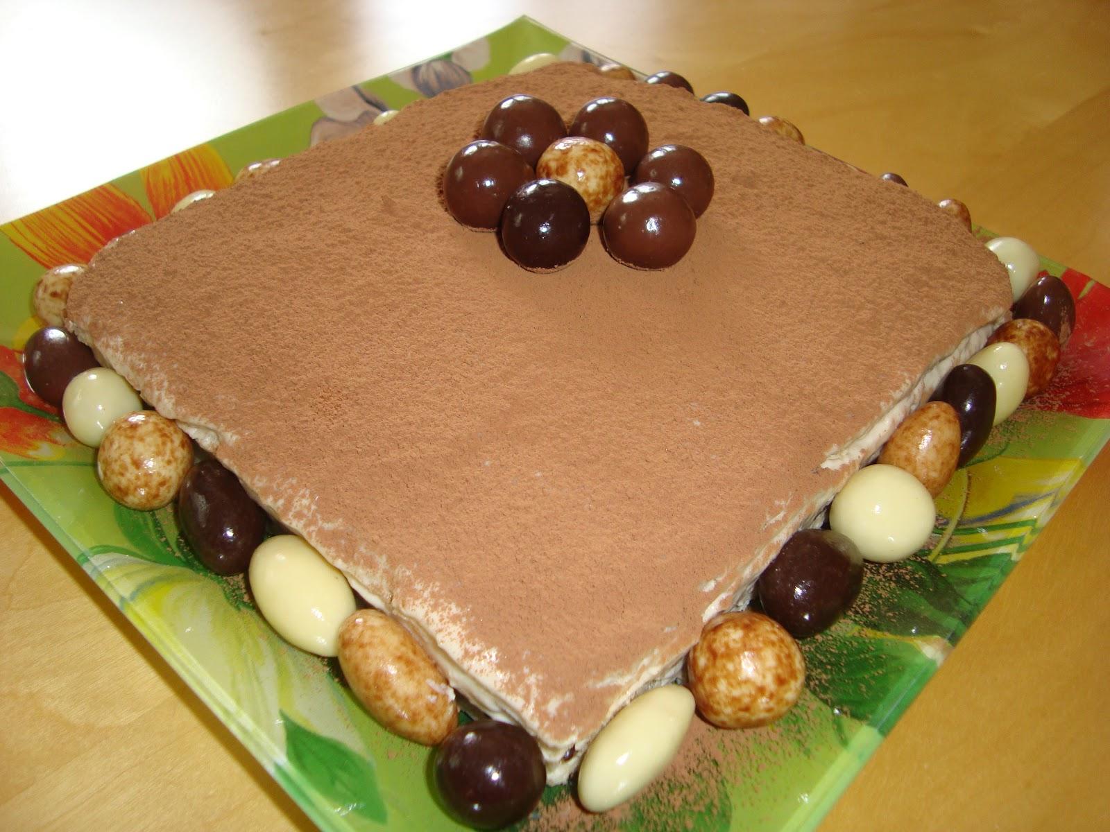 Precious Ricotta Cheese Chocolate Cake Recipe