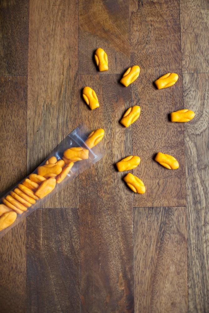 Zipzicle cracker pouch, use 4 of 12!