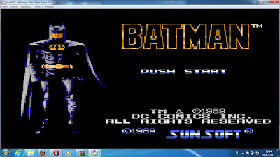 Memainkan Game NES di Laptop