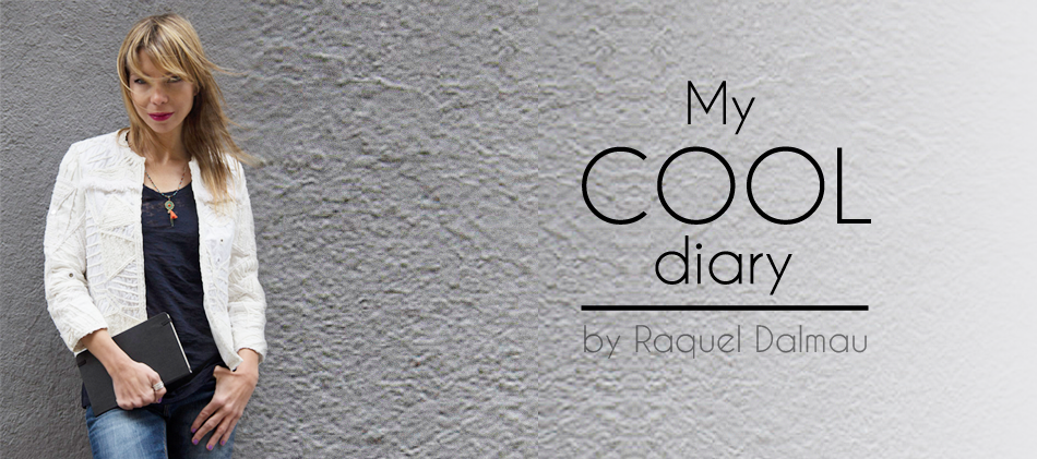 My Cool Diary · by Raquel Dalmau