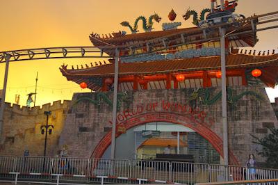 Replika Tembok Cina
