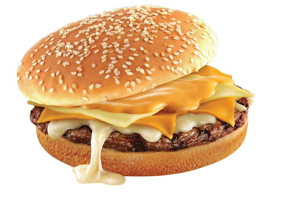 Around The World Burger King Philippines Offers 4 Cheese Whopper