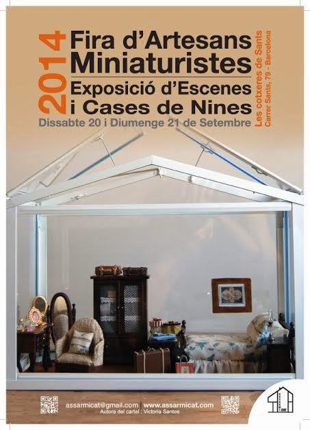 Feria de Miniaturas de Barcelona 2014