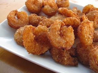 Resep Cara Membuat Udang Goreng Tepung Crispy