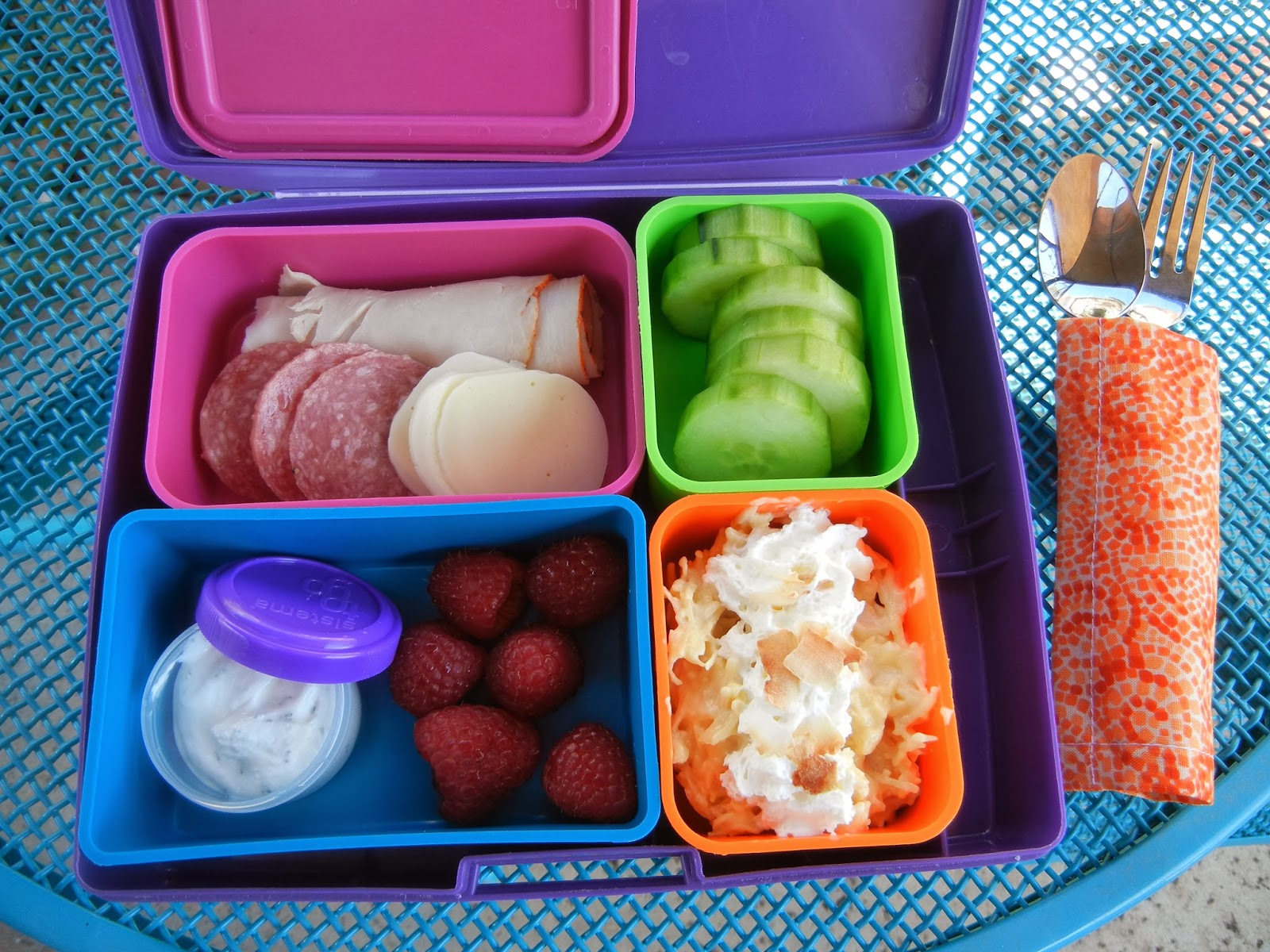 Bento+Box+Lunch+Low+Carb+Eggface Weight Loss Recipes A day in my pouch