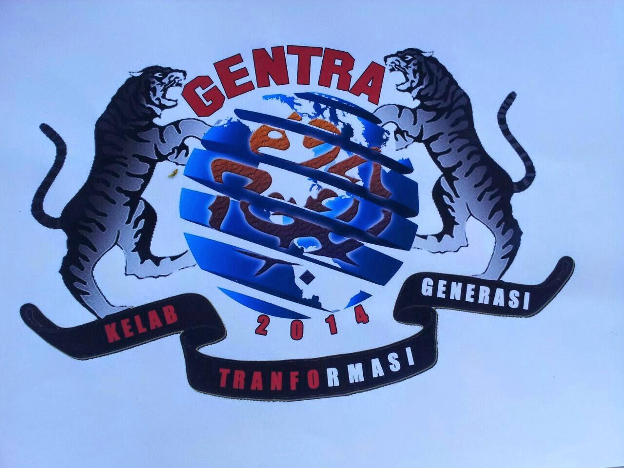Logo Gentra Rasmi
