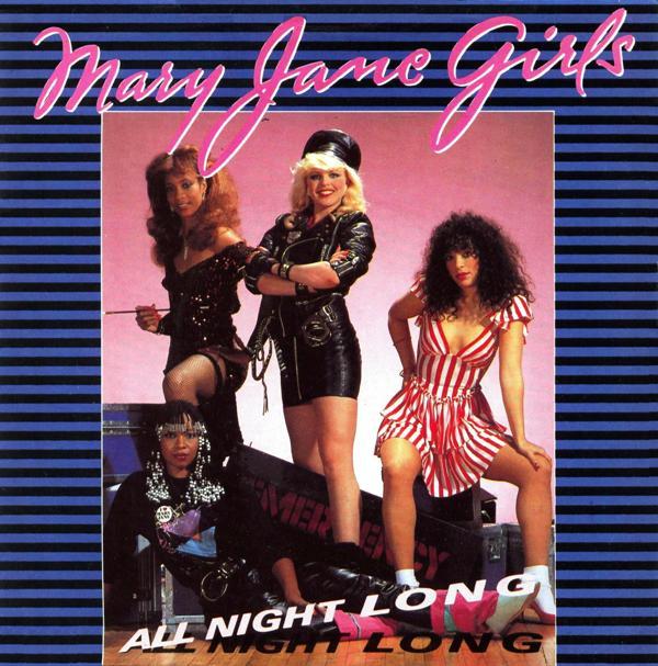 Mary jane girls all night long Nude Photos 52