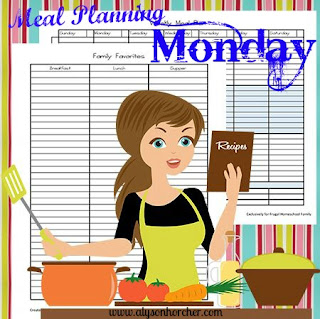 www.alysonhorcher.com, meal planning, meal planning Monday, 21 day fix nutrition plan, meal planning with the 21 day fix