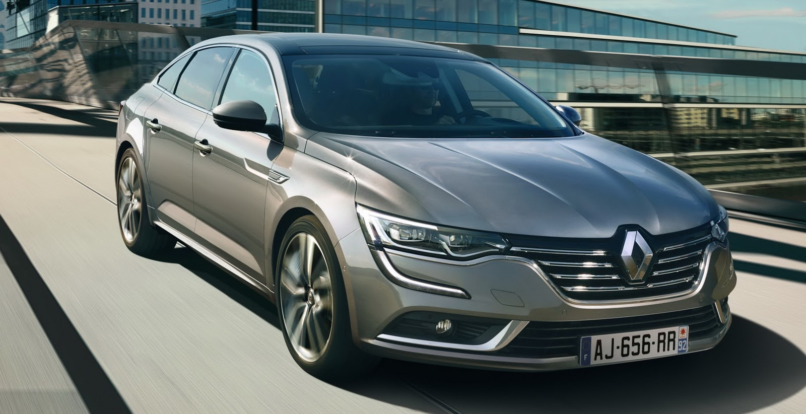 Renault Talisman Geliyor | sekizsilindir.com