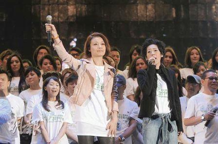 Artistes 3.11 Love Beyond Borders Candlenight - Concert for Japan Earthquake News3