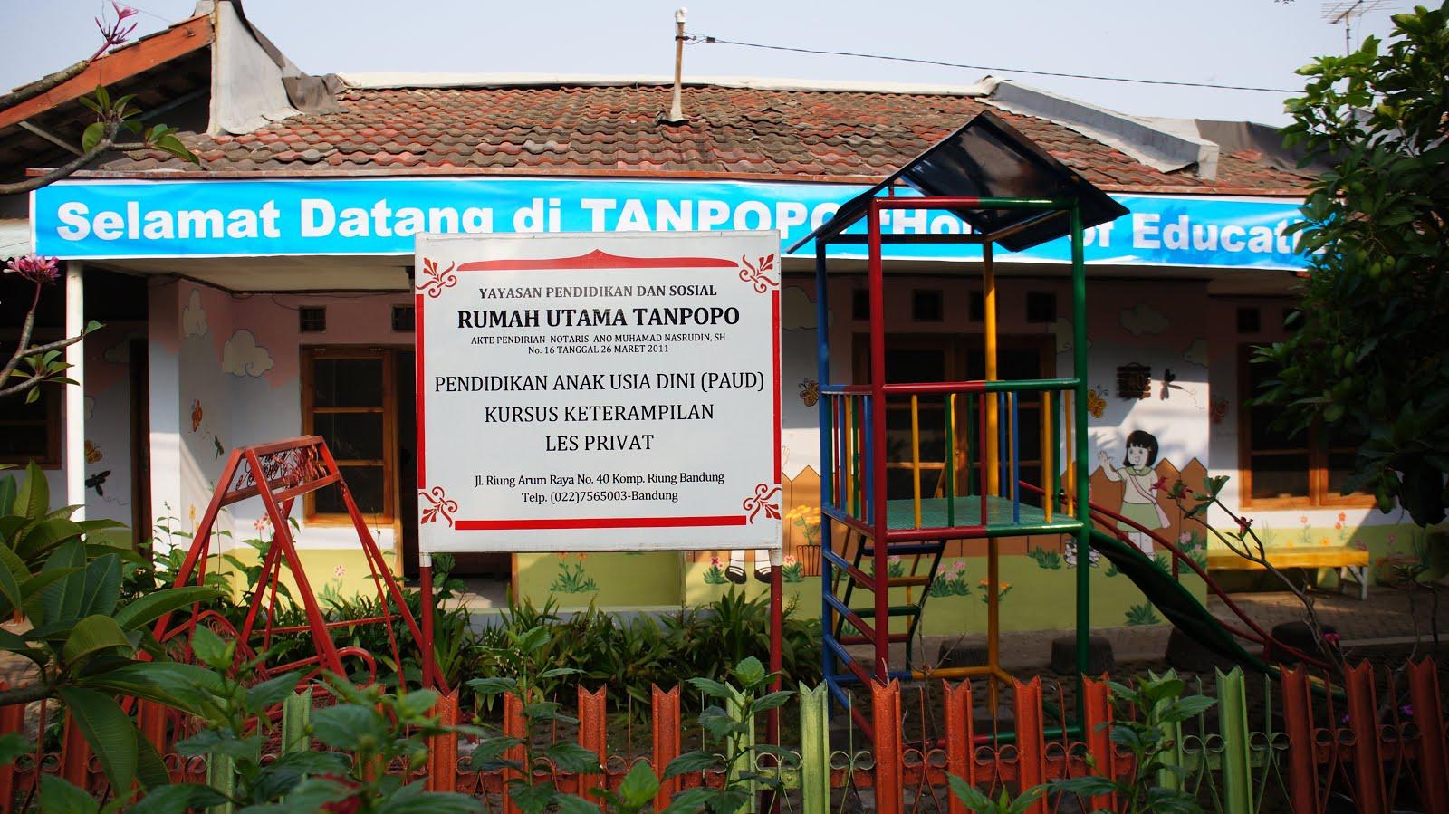 Rumah Utama Tanpopo