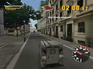 The Italian Job ISO PS1 Full Version Free Downlaod ZGASPC