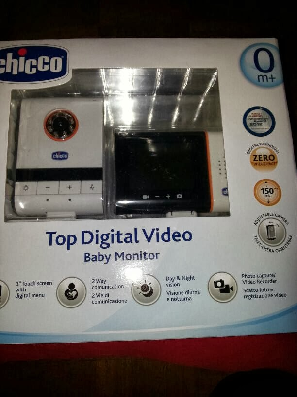 sophia 39 s product reviews chicco top digital video baby monitor. Black Bedroom Furniture Sets. Home Design Ideas