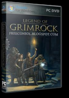 Legend of Grimrock Repack High Compressed (318MB