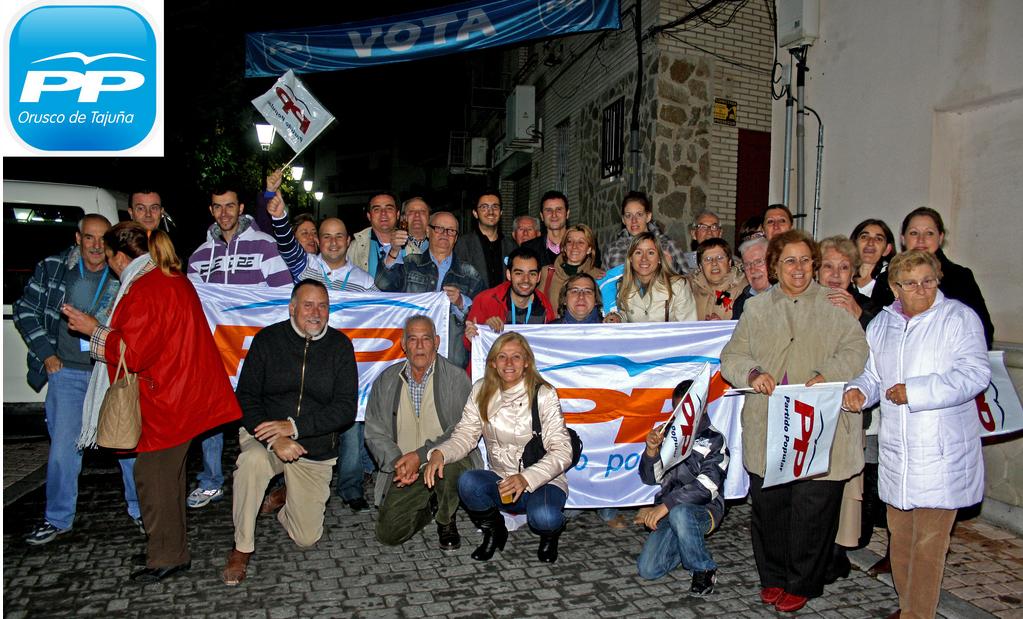 Partido Popular de Orusco