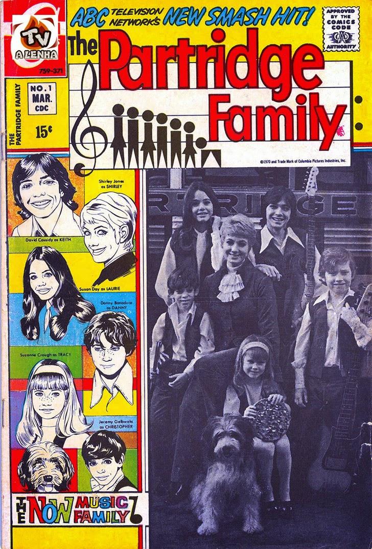 A FAMÍLIA DÓ-RÉ-MI (THE PARTRIDGE FAMILY)