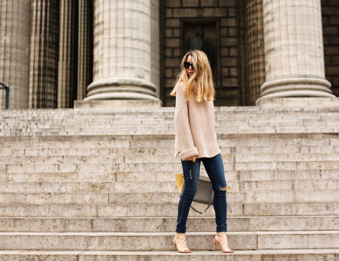 zara, frame denim, gianvito rossi, céline, fashion blogger, paris, streetstyle, utfit