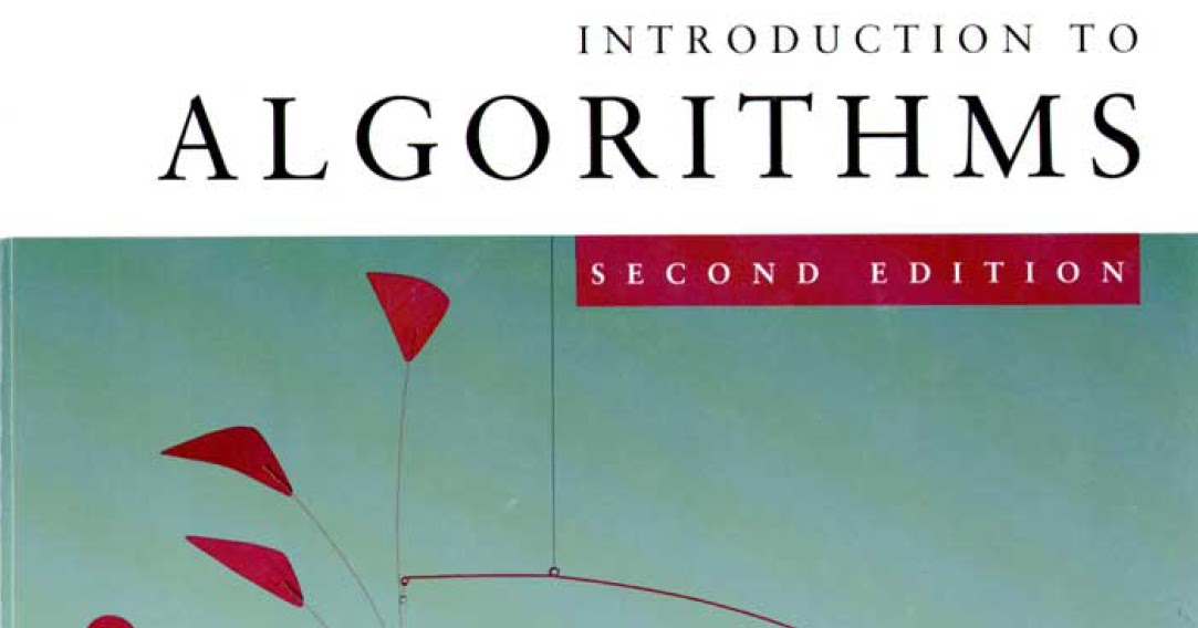 Introduction Algorithms Cormen Ebook
