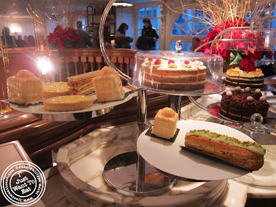 Image of Cakes at  Fortnum &amp; Mason in London, England