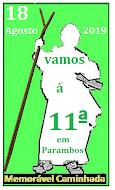 11ª Memorável Caminhada