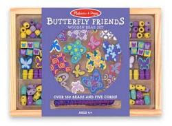 Melissa And Doug Butterfly Friends Bead Kit