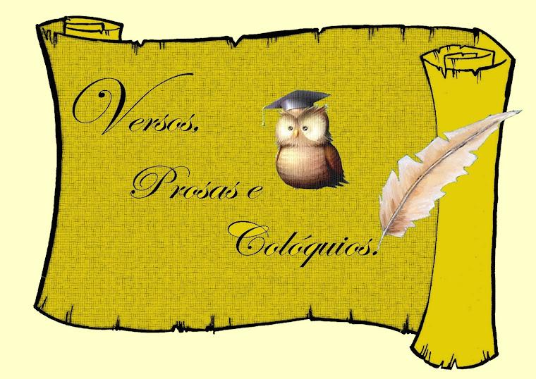 Versos, Prosas e Colóquios