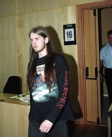 Meet My Solrac Varg Vikernes