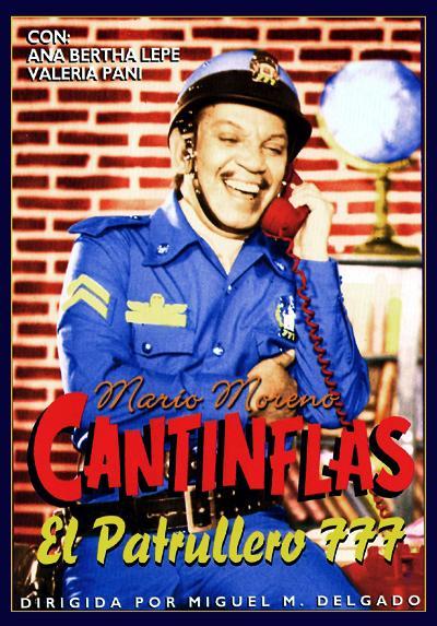 Cantinflas: El Patrullero 777 (1978) - Latino