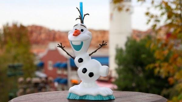 Sobremesas do Frozen na Disney em Orlando