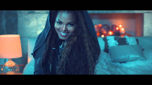 Janet Jackson No Sleeep ft. J. Cole