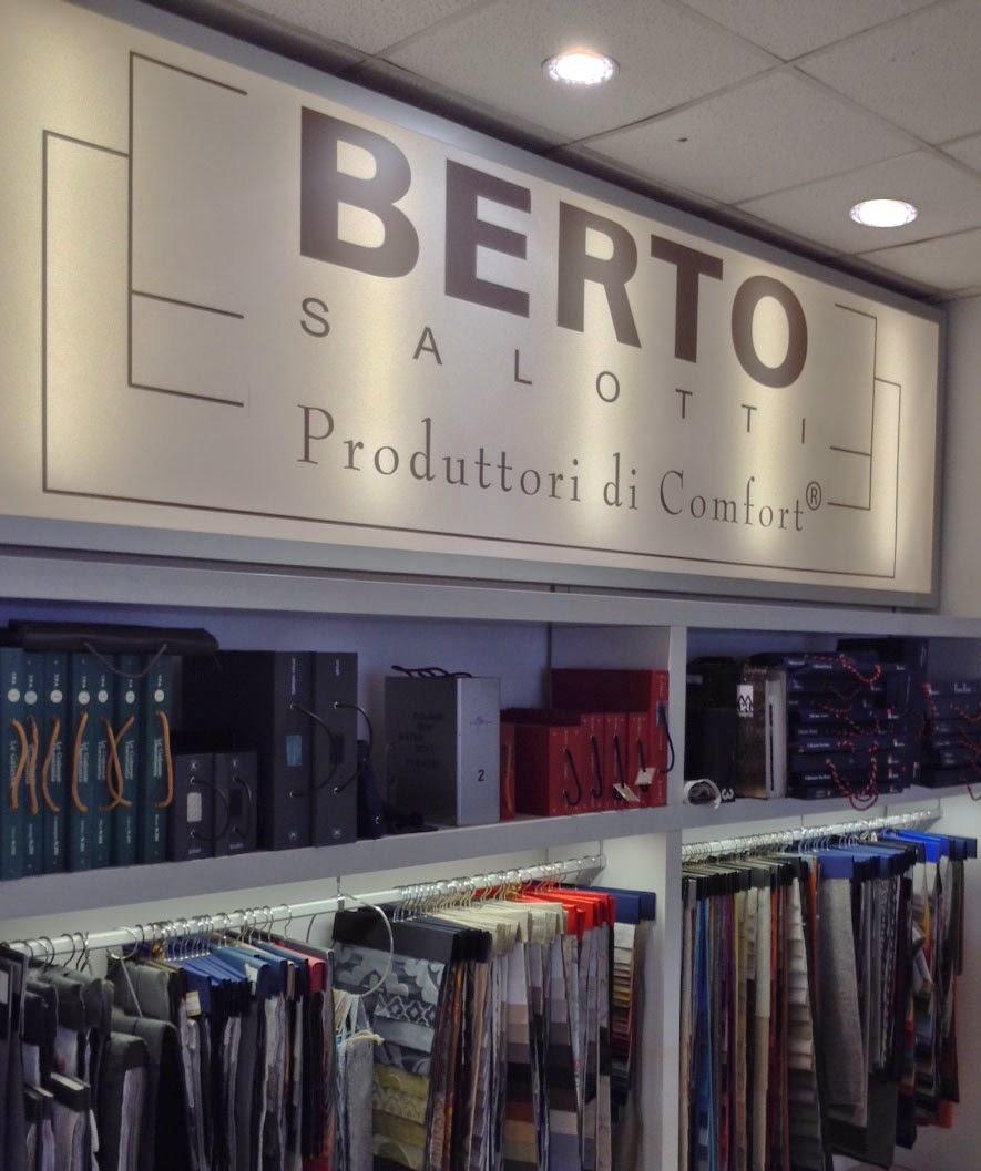 Divani artigianali Berto Salotti