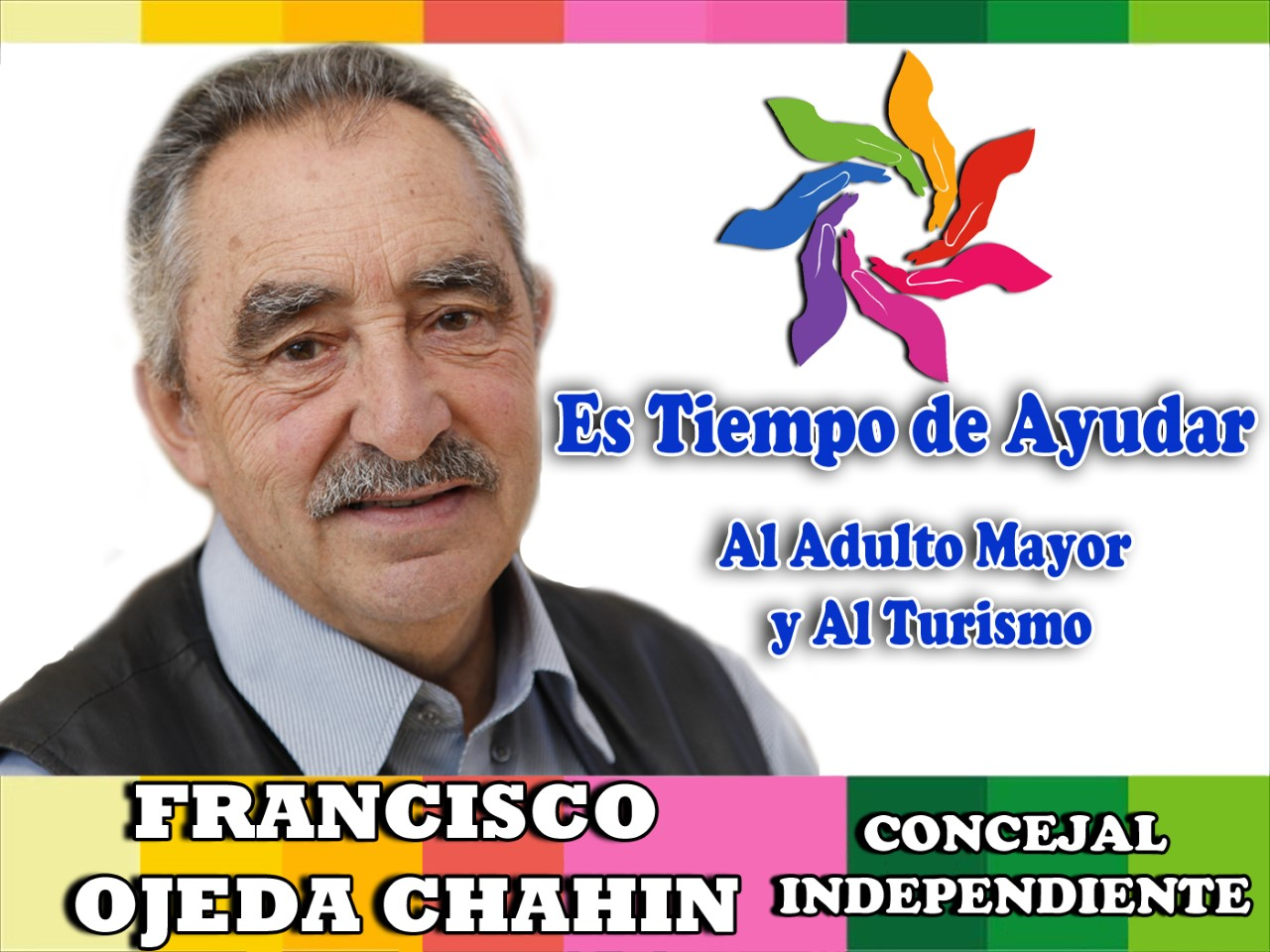 Candidato Independiente al Concejo Muncipal Los Álamos 2016-2020